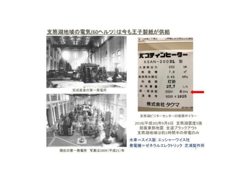 支笏湖と山線~王子軽便鉄道~(3)