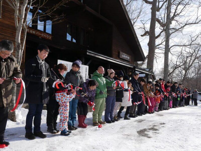 王子軽便鉄道ミュージアム 山線湖畔驛 間もなく開館1周年