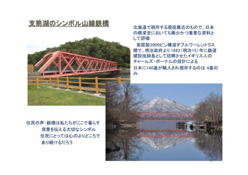 支笏湖と山線~王子軽便鉄道~(9)