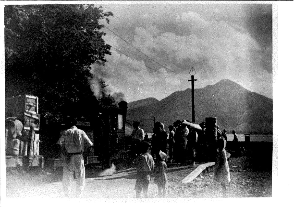「支笏湖日記」に見る湖畔の思い出(7)