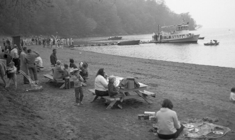 「支笏湖日記」に見る湖畔の思い出(6)